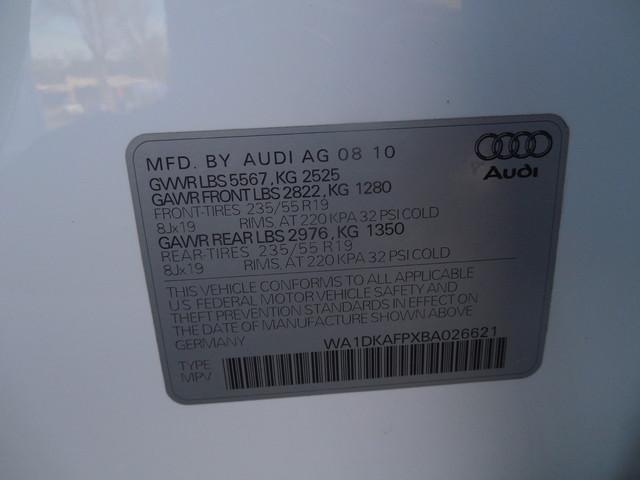 2011 Audi Q5 3.2L Premium Plus Leesburg, Virginia 32