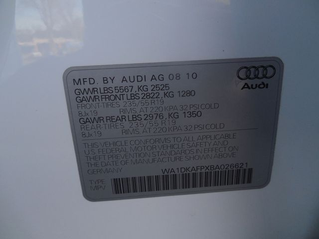 2011 Audi Q5 3.2L Premium Plus Leesburg, Virginia 32