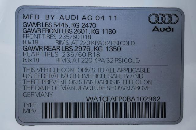 2011 Audi Q5 2.0T Premium - 62K MILES - PANORAMA - 1-OWNER Reseda, CA 39
