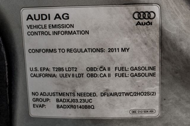 2011 Audi Q5 3.2L Prestige Reseda, CA 40