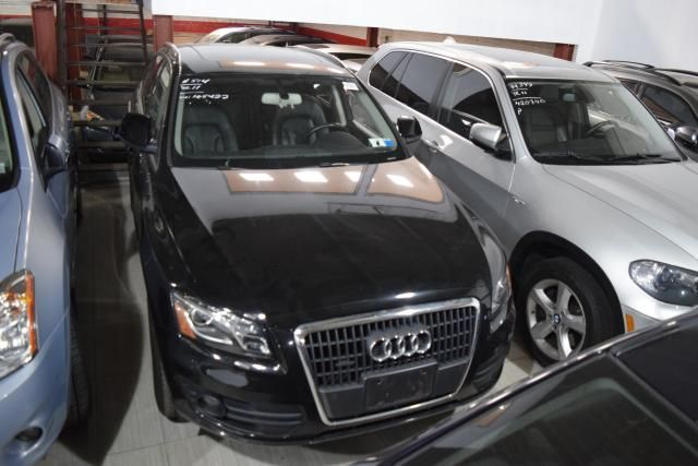 2011 Audi Q5 2.0T Premium Plus Richmond Hill, New York 2