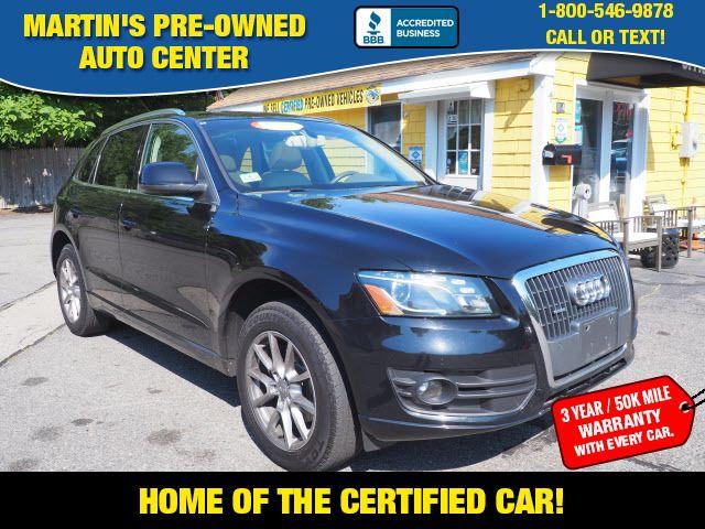 2011 Audi Q5 2.0T Premium Plus | Whitman, Massachusetts | Martin's Pre-Owned