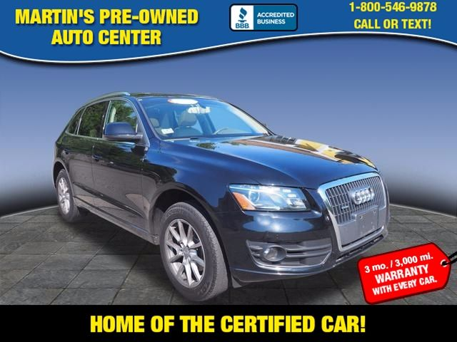 2011 Audi Q5 2.0T Premium Plus | Whitman, Massachusetts | Martin's Pre-Owned