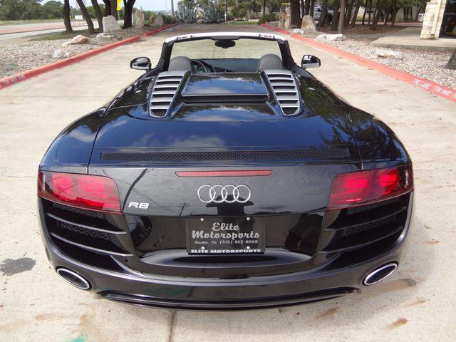 2011 Audi R8 5.2L Austin , Texas 5