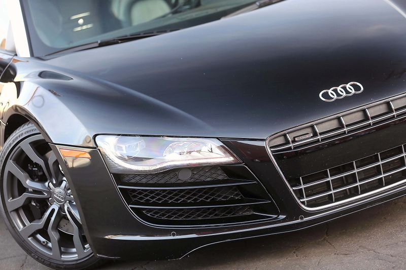 2011 Audi R8 52L - V10 - 6 Speed Manual - TUBI exhaust  city California  MDK International  in Los Angeles, California