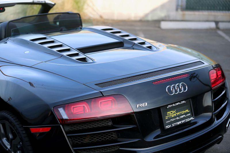 2011 Audi R8 52L - V10 - 6 Speed Manual - Spyder  city California  MDK International  in Los Angeles, California