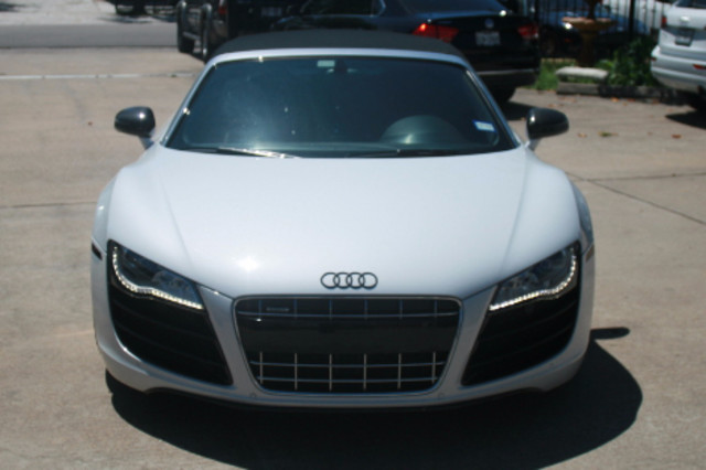 2011 Audi R8 V10 Convt 5.2L Houston, Texas 0