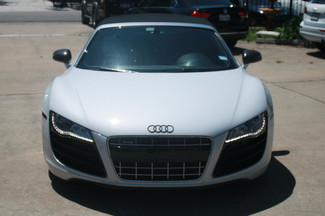 2011 Audi R8 V10 Convt 5.2L Houston, Texas