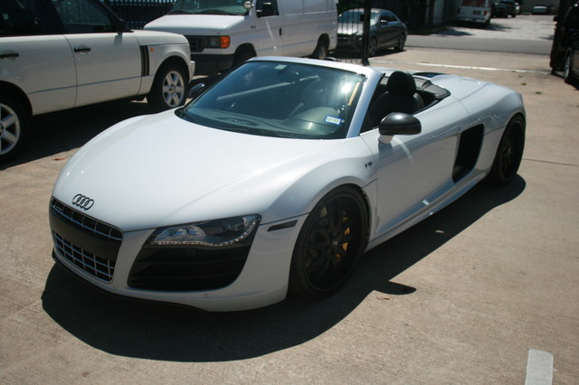 2011 Audi R8 V10 Convt 5.2L Houston, Texas 12