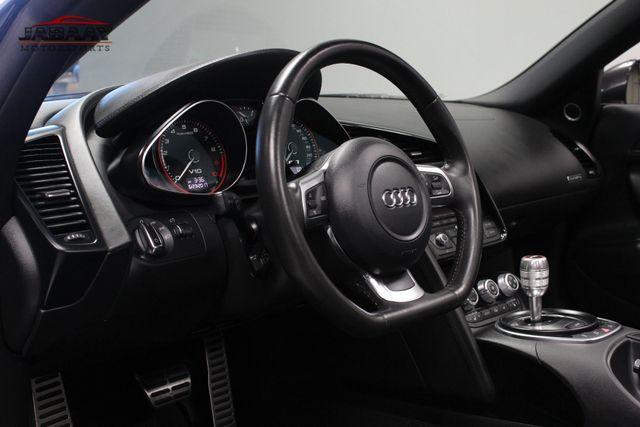 2011 Audi R8 5.2L Merrillville, Indiana 8