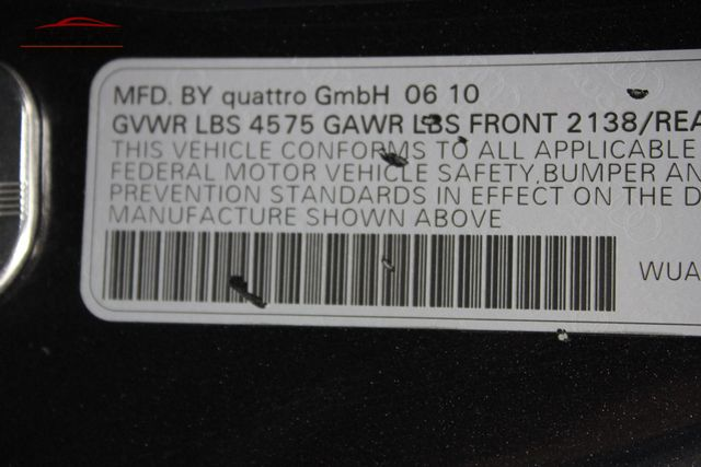 2011 Audi R8 5.2L Merrillville, Indiana 46