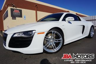 2011 Audi R8 V10 5.2L Coupe 6 Speed Manual Quattro | MESA, AZ | JBA MOTORS in Mesa AZ
