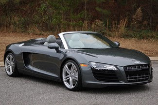 2011 Audi R8 Roadster 4.2L Mooresville, North Carolina