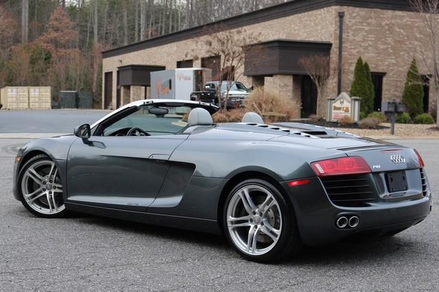 2011 Audi R8 Roadster 4.2L Mooresville, North Carolina 15