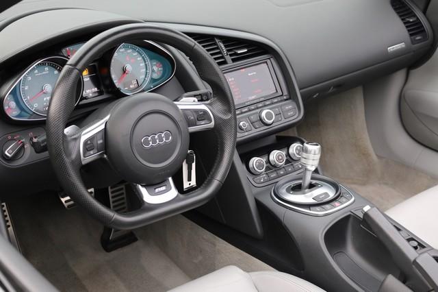 2011 Audi R8 Roadster 4.2L Mooresville, North Carolina 19
