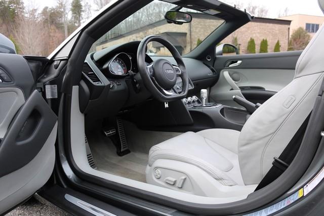 2011 Audi R8 Roadster 4.2L Mooresville, North Carolina 21