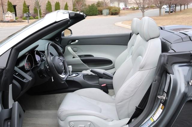 2011 Audi R8 Roadster 4.2L Mooresville, North Carolina 23