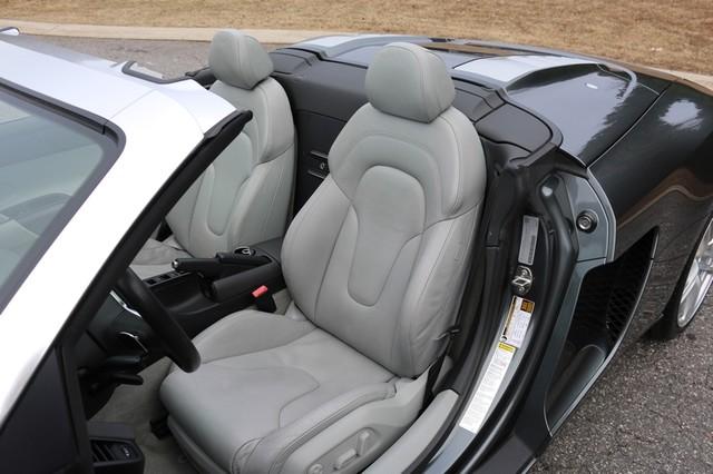 2011 Audi R8 Roadster 4.2L Mooresville, North Carolina 24