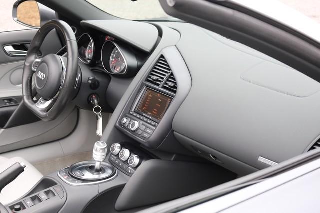 2011 Audi R8 Roadster 4.2L Mooresville, North Carolina 28