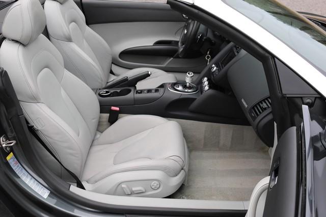 2011 Audi R8 Roadster 4.2L Mooresville, North Carolina 33