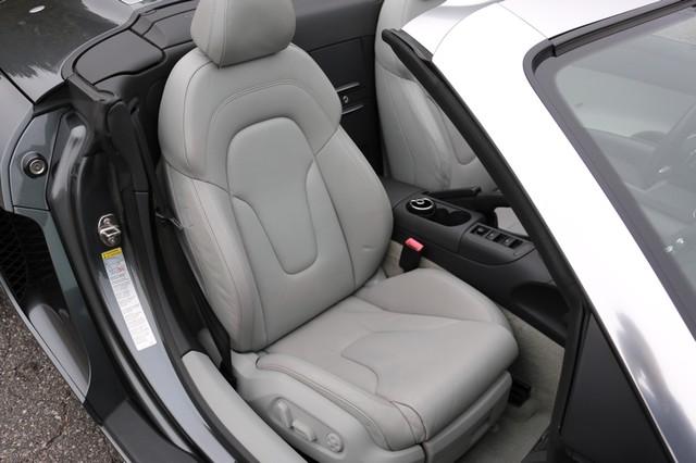 2011 Audi R8 Roadster 4.2L Mooresville, North Carolina 39