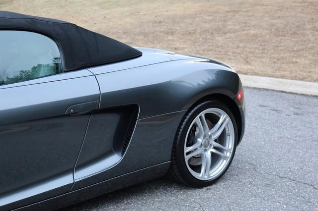 2011 Audi R8 Roadster 4.2L Mooresville, North Carolina 77
