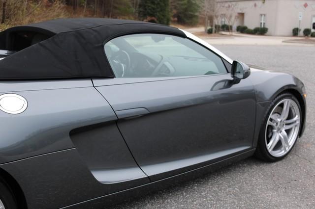 2011 Audi R8 Roadster 4.2L Mooresville, North Carolina 84