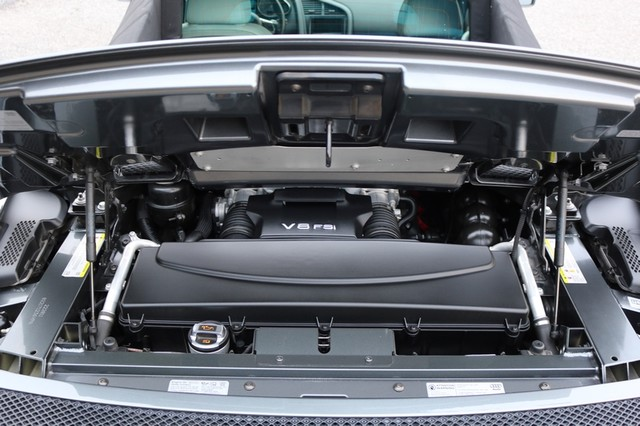 2011 Audi R8 Roadster 4.2L Mooresville, North Carolina 64