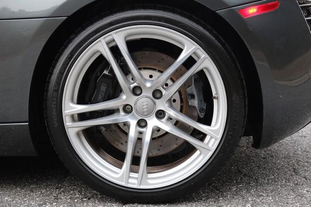 2011 Audi R8 Roadster 4.2L Mooresville, North Carolina 69