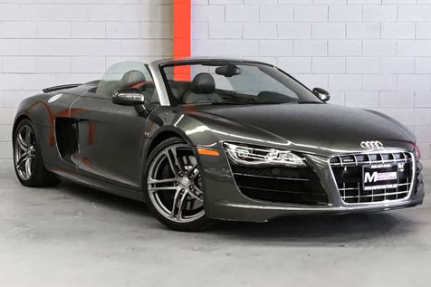 2011 Audi R8 V10 5.2L Spyder   in Walnut Creek