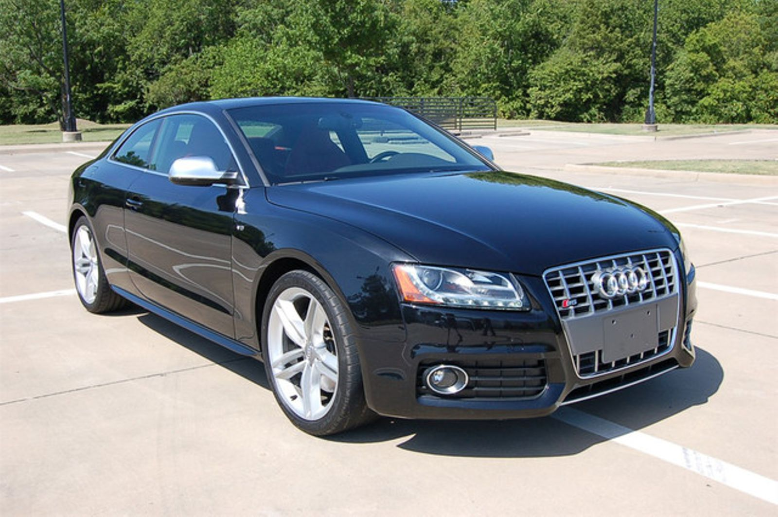 2011 audi s5 v8 premium plus only 18 204 miles garland. Black Bedroom Furniture Sets. Home Design Ideas