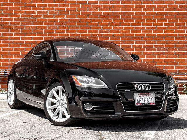 2011 Audi TT 2.0T Prestige Burbank, CA 2