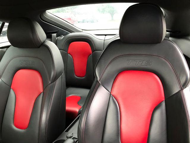 2011 Audi TTS 2.0T Prestige Leesburg, Virginia 25