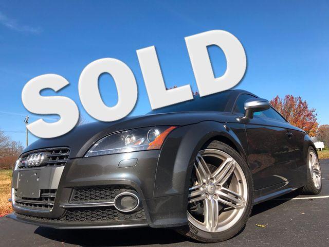 2011 Audi TTS 2.0T Prestige Leesburg, Virginia 0