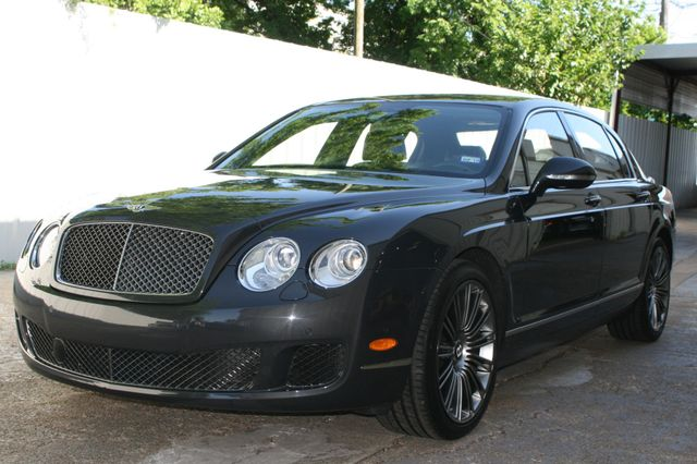 2011 Bentley Continental Flying Spur Speed Houston, Texas 1