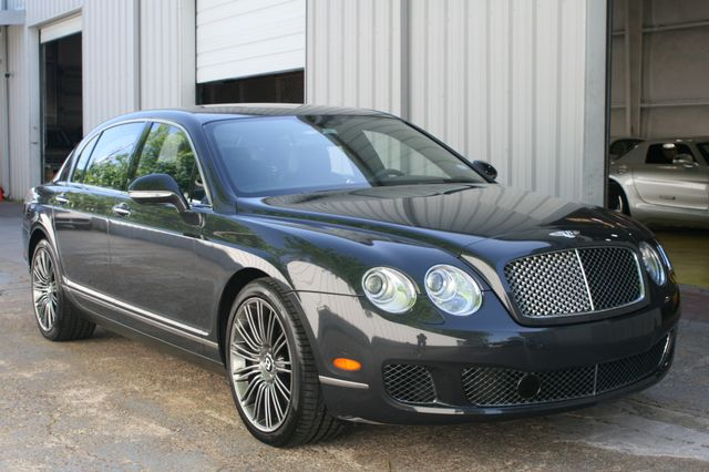 2011 Bentley Continental Flying Spur Speed Houston, Texas 2