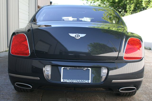 2011 Bentley Continental Flying Spur Speed Houston, Texas 3