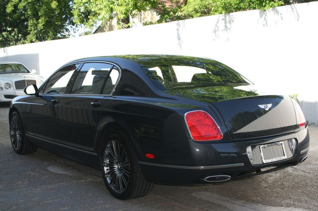 2011 Bentley Continental Flying Spur Speed Houston, Texas 4