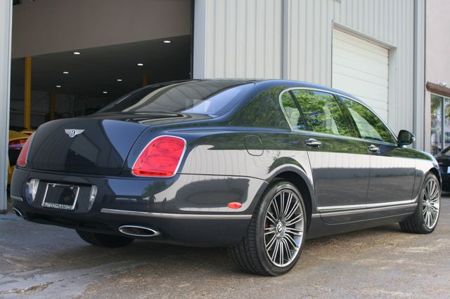 2011 Bentley Continental Flying Spur Speed Houston, Texas 5