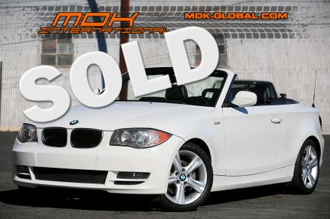 2011 BMW 128i - Sport - Navigation - Convertible in Los Angeles