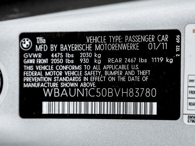 2011 BMW 128i Sport Burbank, CA 25