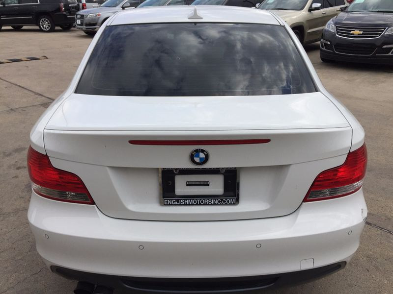 2011 BMW 135i   Brownsville TX  English Motors  in Brownsville, TX
