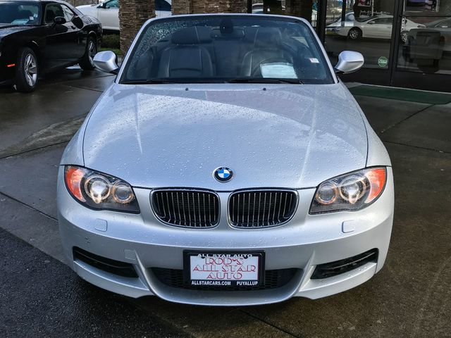 2011 BMW 135i The CARFAX Buy Back Guarantee that comes with this vehicle means that you can buy wi