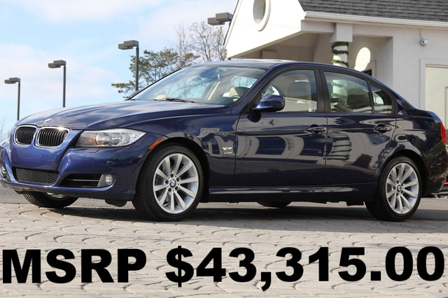 2011 BMW 3-Series AWD 328i xDrive 4dr Sedan SULEV AMFM CD Player Anti-Theft AC Cruise Power L
