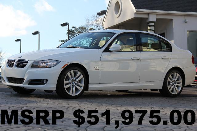 2011 BMW 3-Series AWD 335i xDrive 4dr Sedan AMFM CD Player Anti-Theft Sunroof AC Cruise Powe