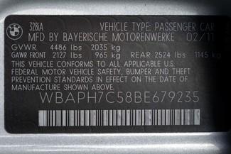 2011 BMW 3-Series 328i Sedan * KEYLESS * Xenons * HTD SEATS *Sunroof Plano, Texas 45