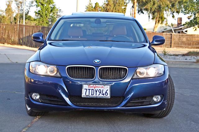 2011 BMW 328i SEDAN PREMIUM PKG ONLY 78K MLS AUTO SERVICE RECORDS Woodland Hills, CA 9
