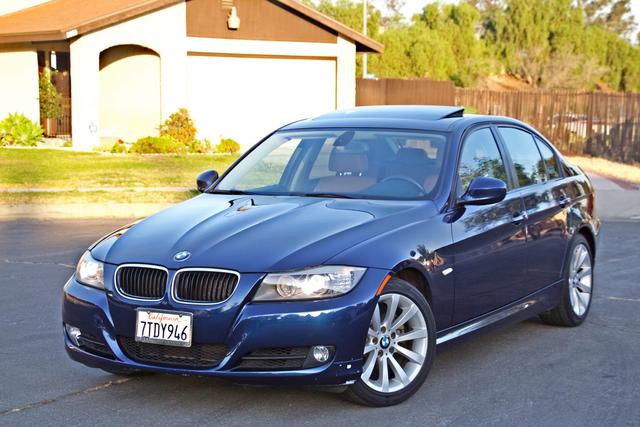 2011 BMW 328i SEDAN PREMIUM PKG ONLY 78K MLS AUTO SERVICE RECORDS Woodland Hills, CA 10