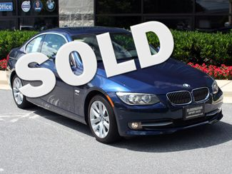 2011 BMW 328i xDrive Coupe/NAV 19K Miles Rockville, Maryland