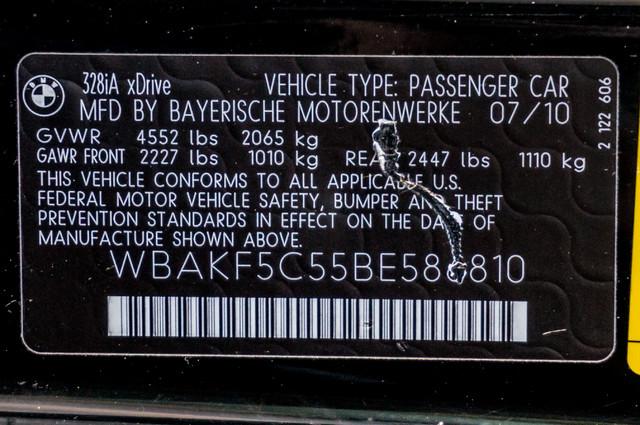 2011 BMW 328i xDrive AWD - AUTO - PREMIUM - NAVI - HTD STS Reseda, CA 40